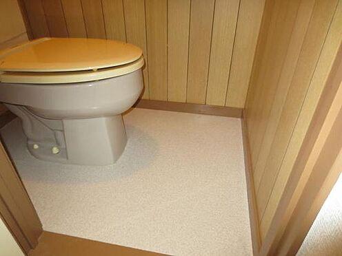 マンション(建物全部)-渋谷区本町5丁目 トイレ