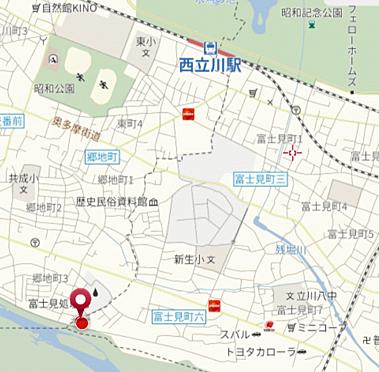 マンション(建物一部)-立川市富士見町6丁目 その他