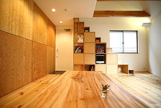 アパート-新宿区富久町 2階室内