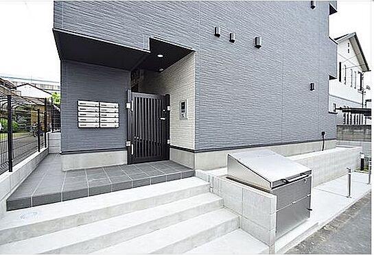 アパート-さいたま市中央区上峰2丁目 エントランス