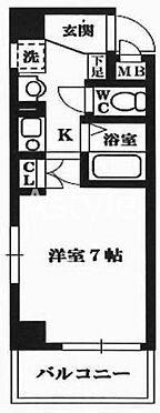 マンション(建物一部)-横浜市神奈川区子安通1丁目 間取り