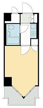 マンション(建物一部)-京都市中京区姉西洞院町 空間に広がりを与える個性的なデザインの窓