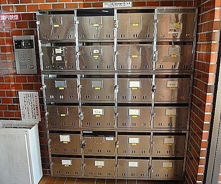 マンション(建物一部)-新宿区北新宿2丁目 設備
