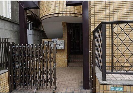 マンション(建物一部)-目黒区五本木1丁目 ソレイユ・ヴィラ・収益不動産