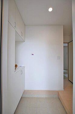 新築一戸建て-東松島市あおい1丁目 玄関