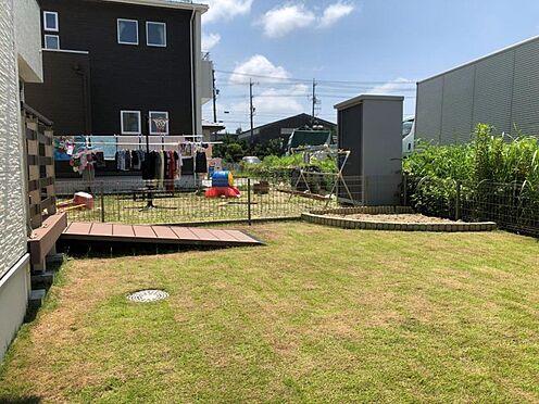 中古一戸建て-西尾市中畑町向野 広々としたお庭付き。ガーデニング、バーベキュー、お子様のプールに。