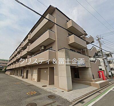 一棟マンション-ふじみ野市富士見台 外観