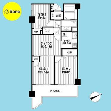中古マンション-葛飾区水元1丁目 資料請求、ご内見ご希望の際はご連絡下さい。