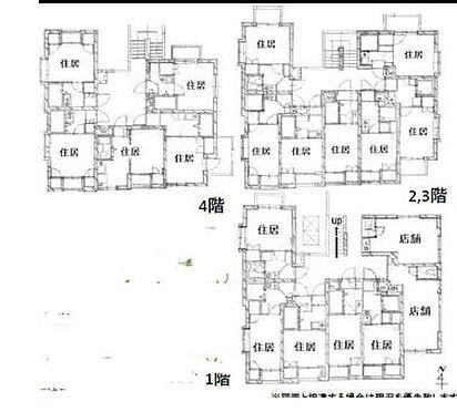 マンション(建物全部)-西東京市富士町5丁目 サンケンパレス東伏見・ライズプランニング