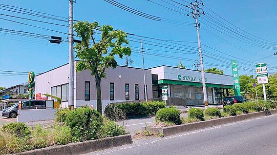 アパート-仙台市泉区永和台 仙台銀行松陵支店1200m