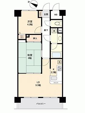 マンション(建物一部)-新潟市西区小針2丁目 間取り