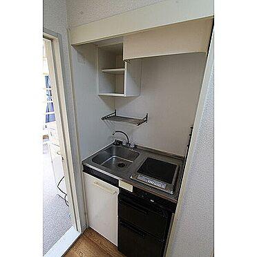 アパート-名古屋市北区喜惣治1丁目 キッチン