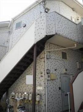 アパート-横浜市神奈川区六角橋4丁目 外観