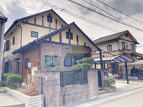 中古一戸建て-豊田市志賀町下番戸 約99坪超えの敷地面積に建つ広々5LDKのお家です!お庭もついています♪