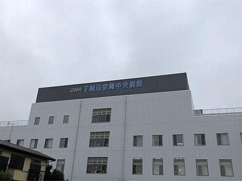 土地-富士見市大字南畑新田 TMG宗岡中央病院(2175m)