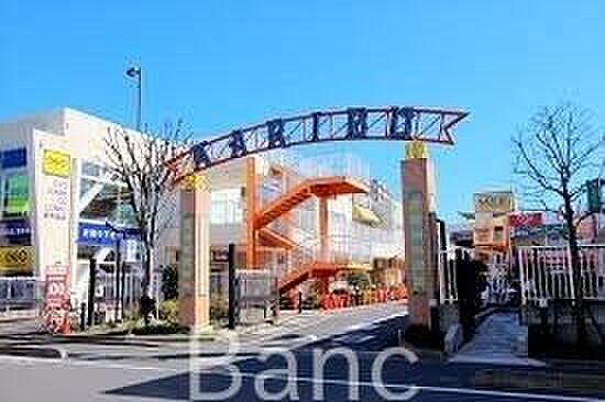 新築一戸建て-足立区梅田1丁目 ショッピングタウン・カリブ梅島店 徒歩6分。 440m
