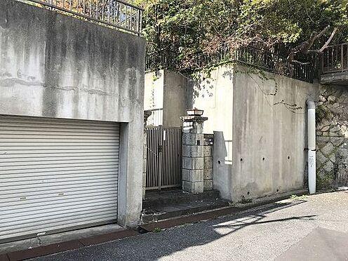 中古一戸建て-神戸市垂水区塩屋町字南谷 駐車場