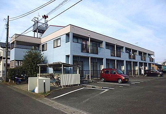 アパート-海老名市門沢橋2丁目 外観