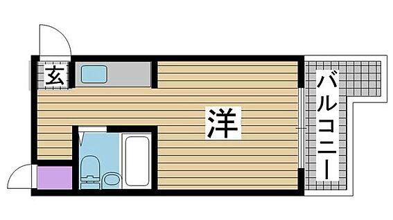 マンション(建物一部)-神戸市東灘区御影中町6丁目 コンパクトにまとめた水まわり