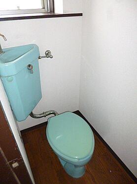 アパート-足立区堀之内1丁目 トイレ