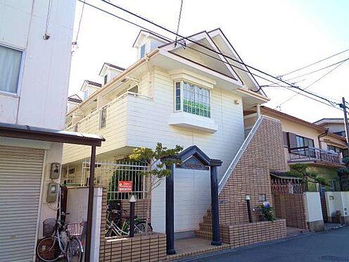 アパート-大阪市東住吉区照ケ丘矢田1丁目 外観