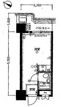 区分マンション-神戸市中央区二宮町4丁目 間取り