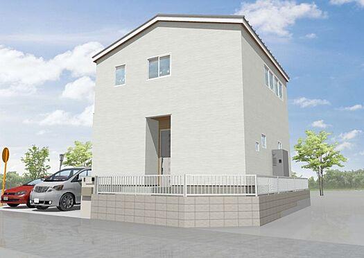 新築一戸建て-大野城市仲畑3丁目 家族みんなが気持ちよく過ごすための構造と使いやすい間取を実現。