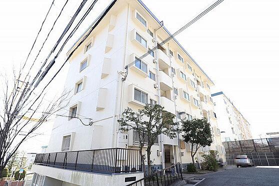 中古マンション-神戸市灘区鶴甲4丁目 外観