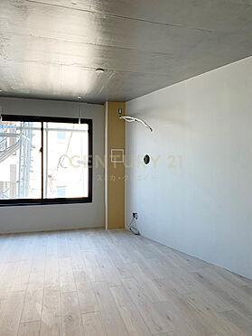 マンション(建物全部)-板橋区坂下2丁目 施工中室内写真(2020.7撮影)