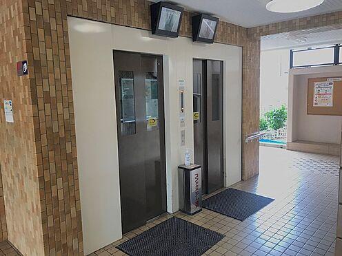 中古マンション-坂戸市関間3丁目 エレベーター