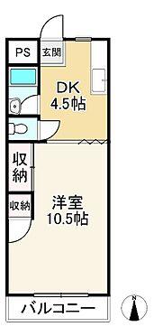 中古マンション-神戸市垂水区舞子台6丁目 間取り