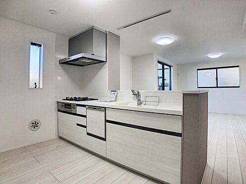 新築一戸建て-名古屋市天白区海老山町 すっきり使いやすいキッチン