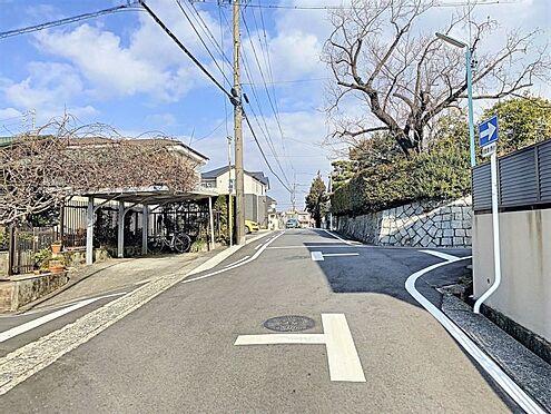 土地-名古屋市名東区極楽4丁目 お好きなハウスメーカーで建築可能です!