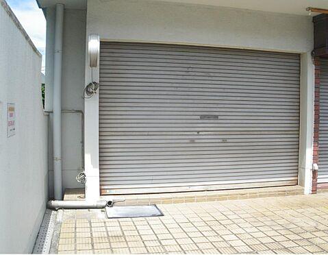 店舗事務所(建物一部)-杉並区永福3丁目 店舗(表側/シャッター)