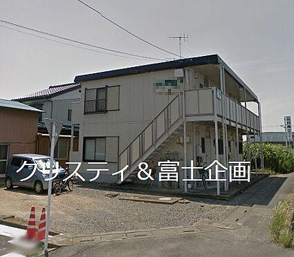 アパート-行田市藤原町 外観