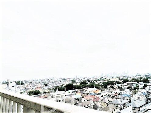 中古マンション-杉並区下高井戸4丁目 9階の眺望です。