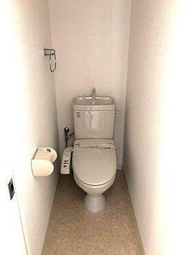 マンション(建物全部)-千代田区東神田1丁目 トイレ