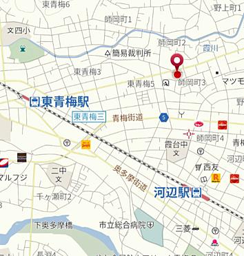 中古マンション-青梅市師岡町3丁目 その他