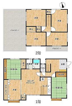 中古一戸建て-名古屋市守山区大屋敷 お部屋が多い物件です!