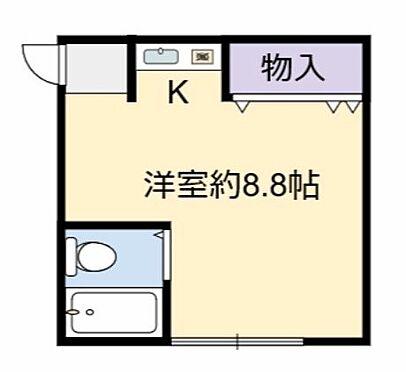 アパート-京都市北区小山堀池町 その他