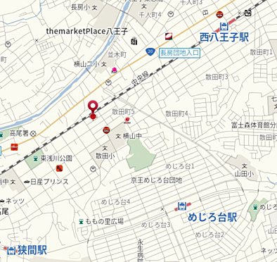マンション(建物一部)-八王子市散田町5丁目 その他