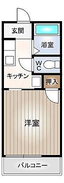 アパート-瀬戸市幡山町 間取り