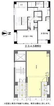 マンション(建物全部)-台東区三筋1丁目 間取り