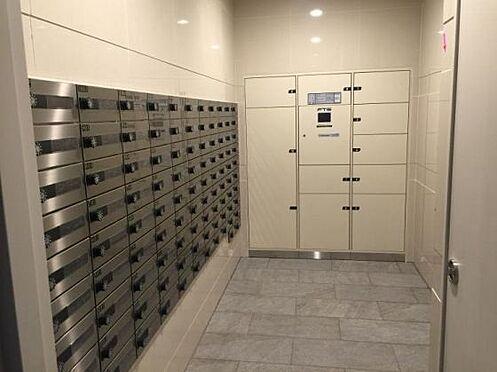マンション(建物一部)-大阪市西淀川区野里2丁目 便利な宅配BOXあり