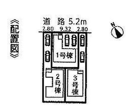 新築一戸建て-名古屋市守山区新守山 地図