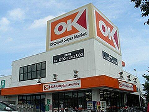 中古マンション-浦安市東野2丁目 OK(オーケー) 浦安店(850m)