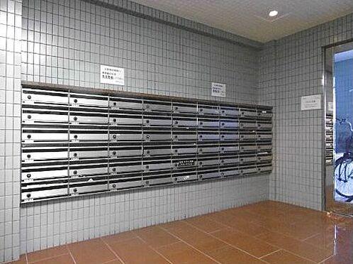 マンション(建物一部)-大阪市浪速区幸町2丁目 キレイに掃除されたエントランス