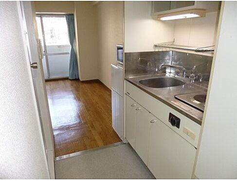 マンション(建物一部)-岡山市北区大供2丁目 キッチン