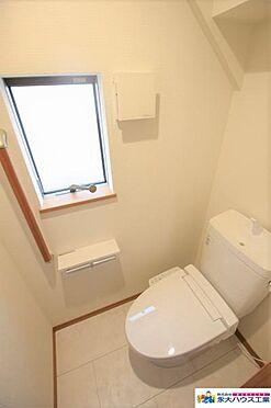 戸建賃貸-仙台市太白区金剛沢3丁目 トイレ