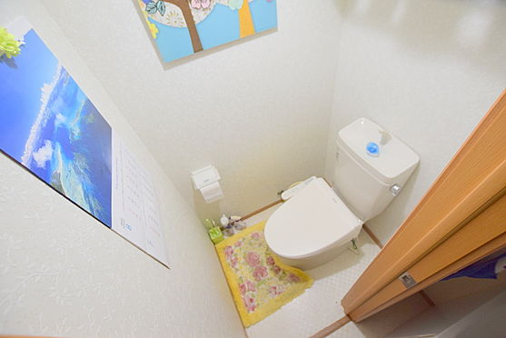 中古マンション-仙台市青葉区霊屋下 トイレ